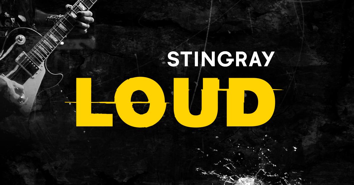 Rock Music Video TV channel | Stingray Loud